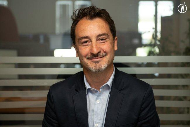 Rencontrez Pascal, CEO - Juri'Predis