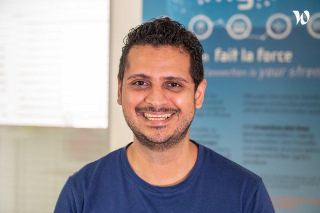 Rencontrez Matthieu, Développeur Informatique - MGI (Marseille Gyptis International)