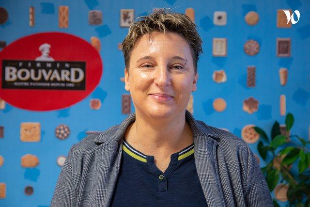 Rencontrez Karine, Chargée Administration Des Ventes Export - BISCUITS BOUVARD