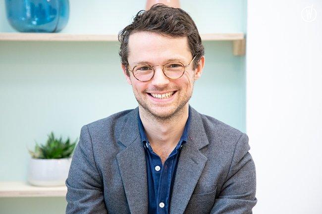 Rencontrez Paul-Henri, CEO - Blank