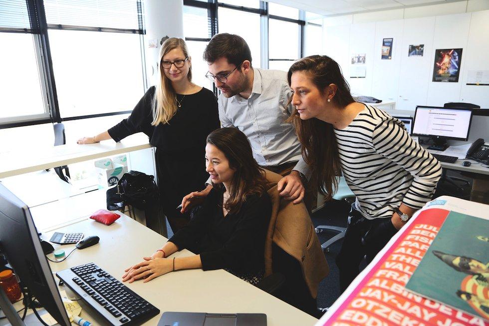 Découvrez la culture d'entreprise chez Fnac-Darty  - Groupe Fnac Darty