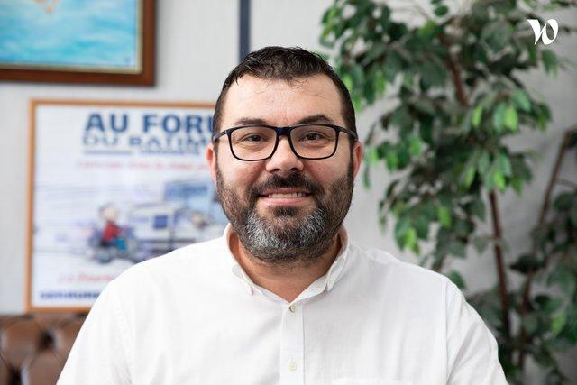 Rencontrez Vladimir Stanisic, Directeur Commercial - Sobrico