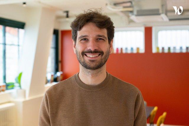 Rencontrez Lucas, cofondateur & CMO - La Fourche