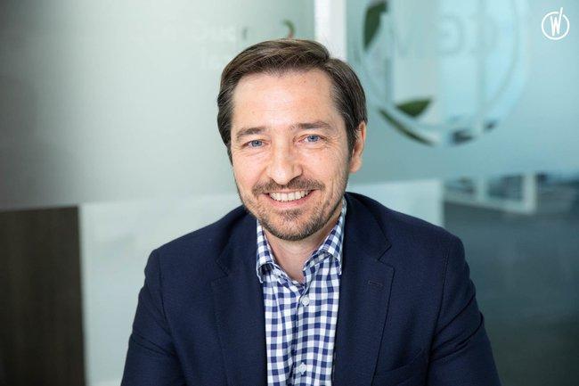 Rencontrez Franck, SVP Segment Doctors Europe - CompuGroup Medical France