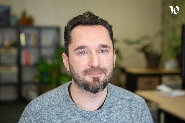 Rencontrez Rémi, Consultant technique - ŌPUN
