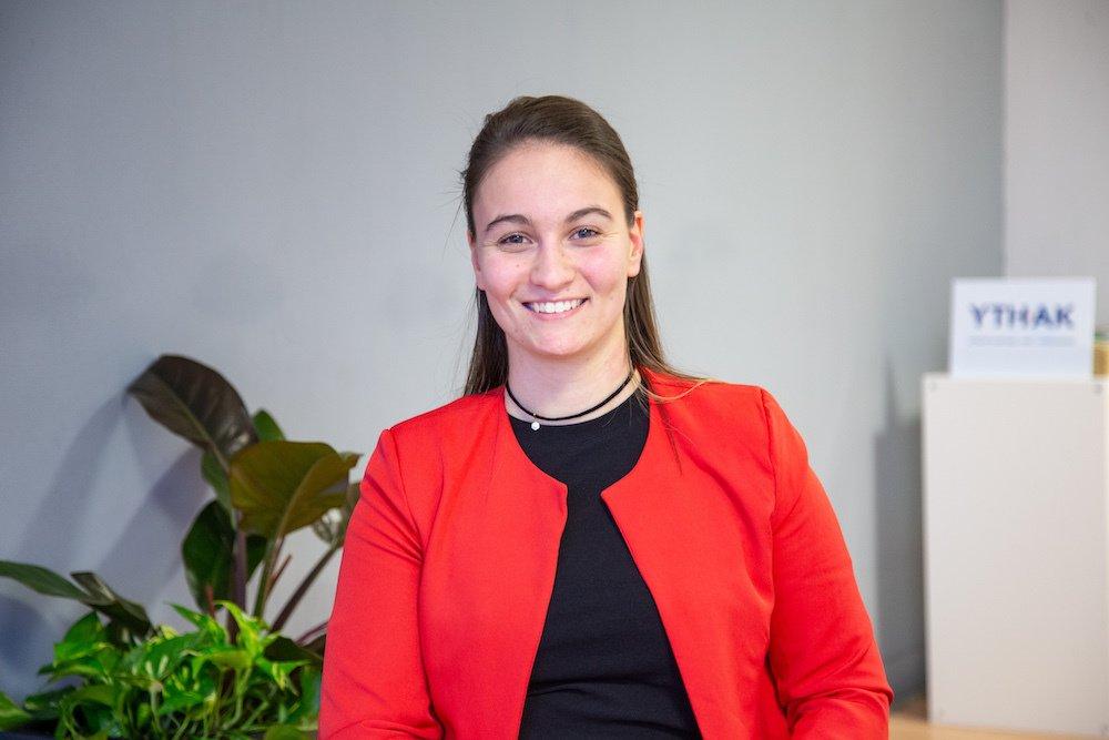 Rencontrez Ophélie, Collaboratrice comptable - YTHAK