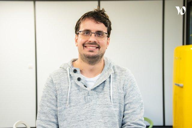 Rencontrez François, Lead R&D - Sensefuel