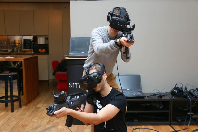 EVA  - esport virtual arenas