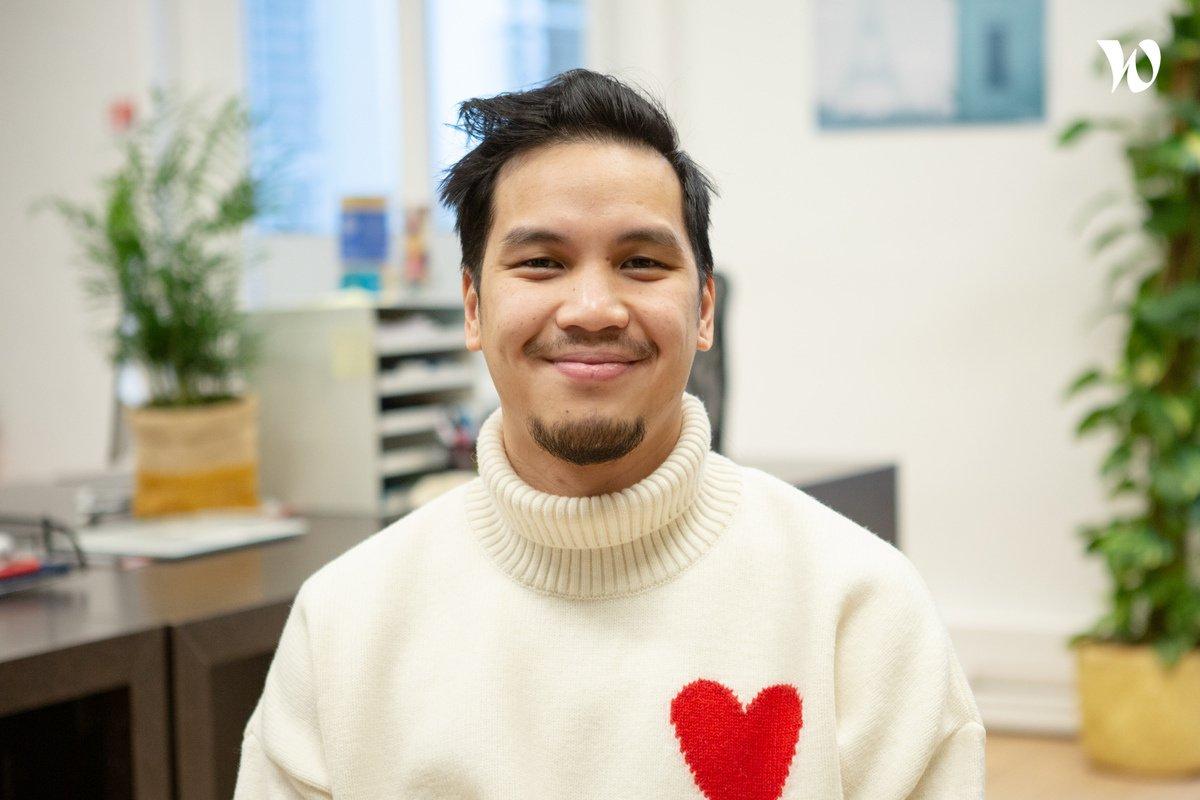 Rencontrez Paul, Customer Success Manager - OOTI
