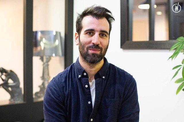 Rencontrez Nicolas, Directeur technique mobile - Go and Up