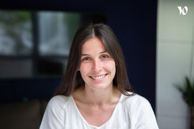 Rencontrez Lorène, Développeuse Symfony - LAB 5COM