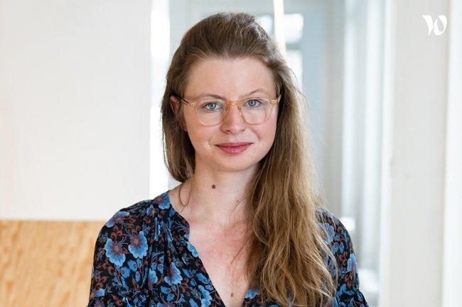 Rencontrez Claire, Account Manager - Celsius