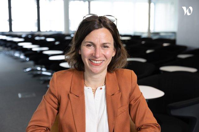 Rencontrez Florence, Directrice Digitale et Data - La Mutuelle Générale