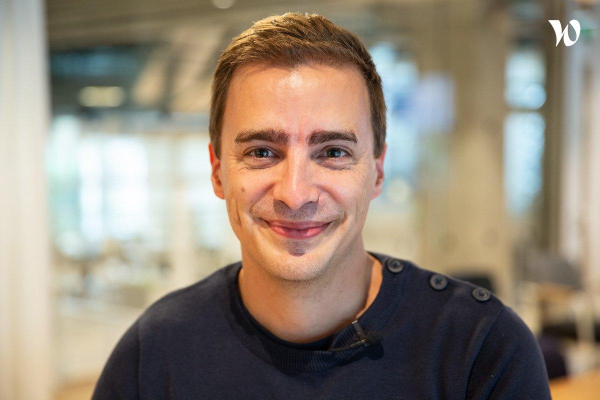 Rencontrez Cédric, Co-fondateur et CEO   - WeFiiT
