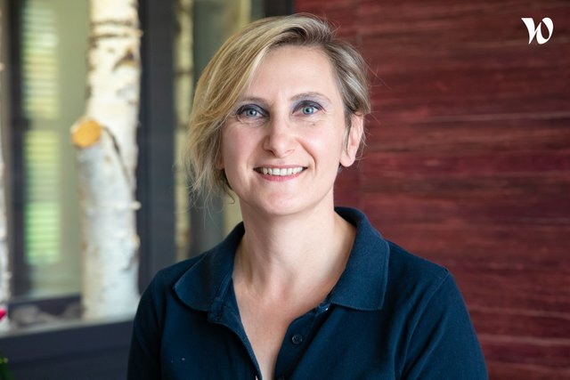 Rencontrez Sandrine, Assistante commerciale - SILEANE