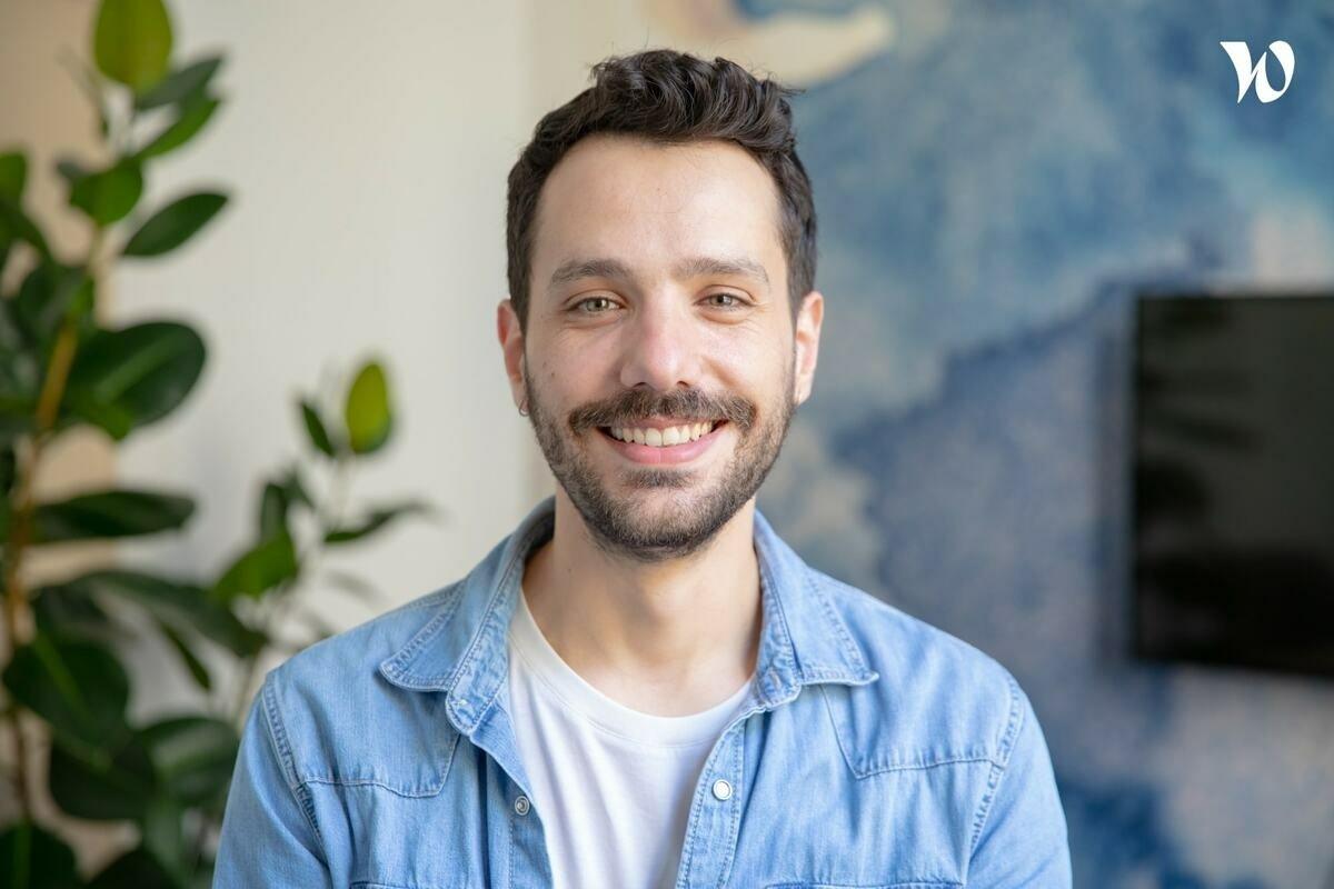 Rencontrez Alexandre, Responsable Marketing & Communication - La Fabrique by CA