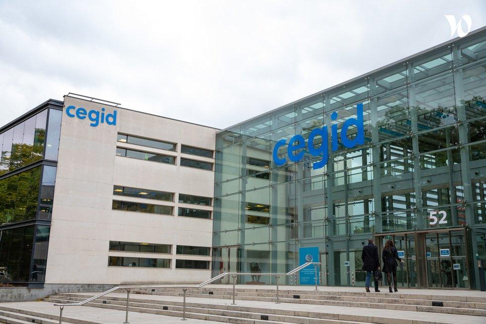 Découvrez la culture d'entreprise chez Cegid - Cegid