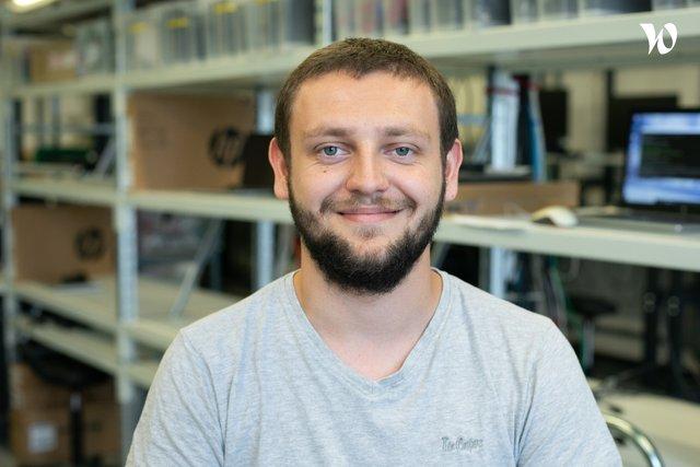 Rencontrez Melvyn, Technicien de Supervision - Mismo