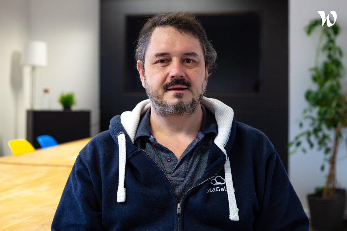 Rencontrez Laurent, Data Gouverance Expert & Evangelist - DataGalaxy