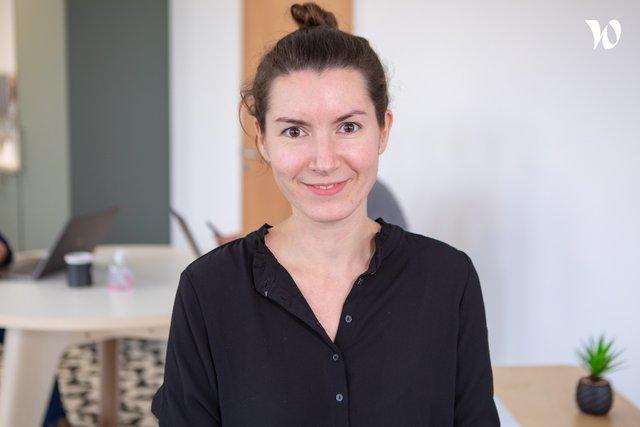 Rencontrez Stéphanie, Directrice du Hub - Health Data Hub