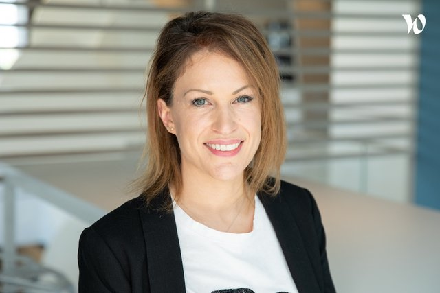 Meet Stephanie, Directrice de région - Yves Rocher