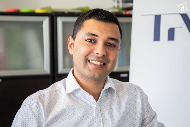 Rencontrez Oussama, Chef de projet R&D - TAIGA