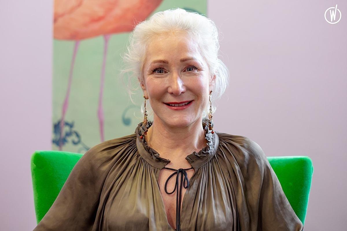Rencontrez Isabelle, Fondatrice et dirigeante - Saveurs d'étoiles