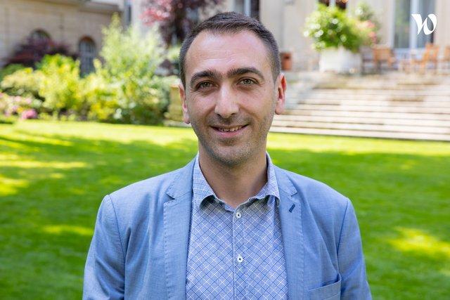 Rencontrez Gregory, formateur interne - Ministère de l'Intérieur