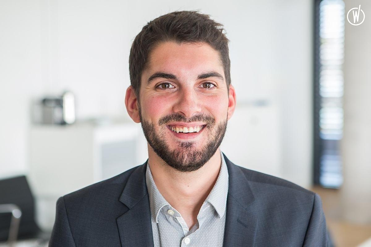 Rencontrez Allan, Legal Counsel                    - Proximus Luxembourg