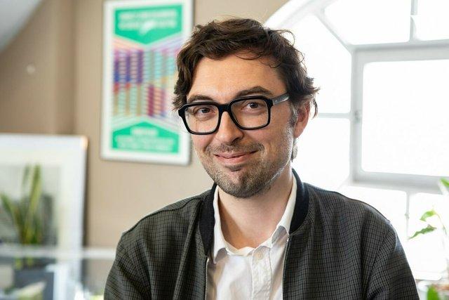 Rencontrez Olivier, Directeur technique et stratégique, associé - UpFactor