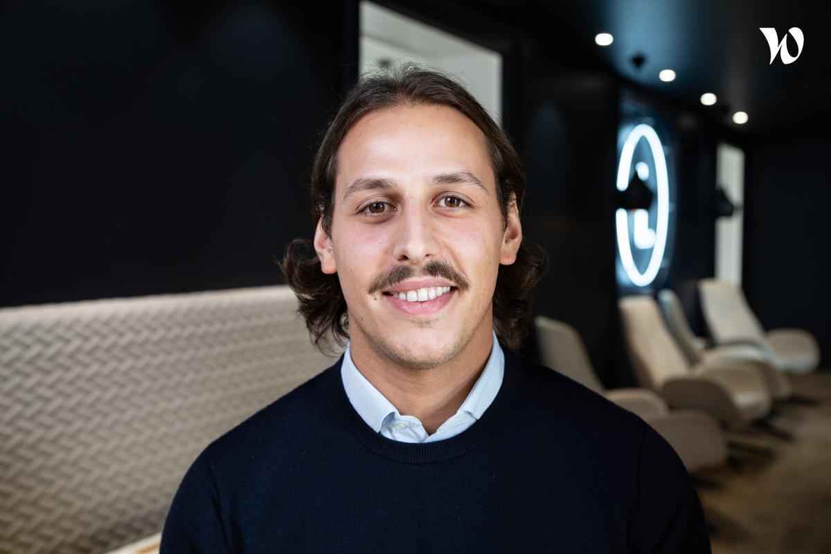 Rencontrez Arthur, Responsable Recrutement et Marque Employeur - Les Nouveaux Héritiers