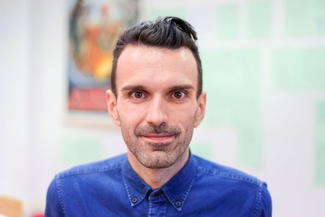 Rencontrez Fabio, Directeur Artistique - OYEZ