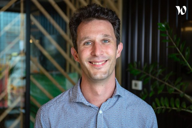 Rencontrez Julien, Développeur senior - Delia Technologies