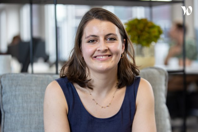 Conoce a Adèle, ESG Consultant - Deepki