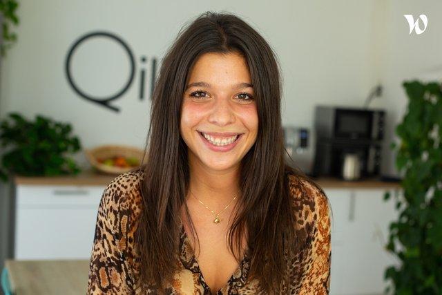 Rencontrez Laura, Business Analyst et Chargée de projet - Qilibri