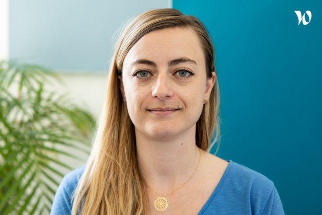 Rencontrez Sophie, Responsable régionale d'exploitation - ecosystem