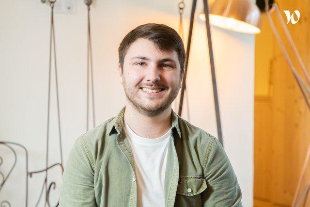 Rencontrez Thomas, Responsable développement logiciel - WebexpR