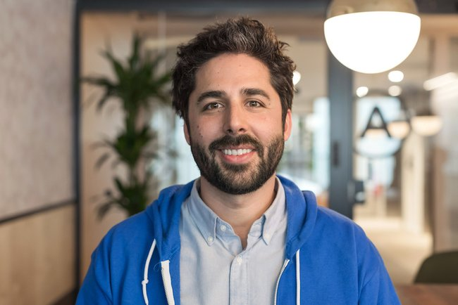 Rencontrez Kevin, CEO - BlueBoard
