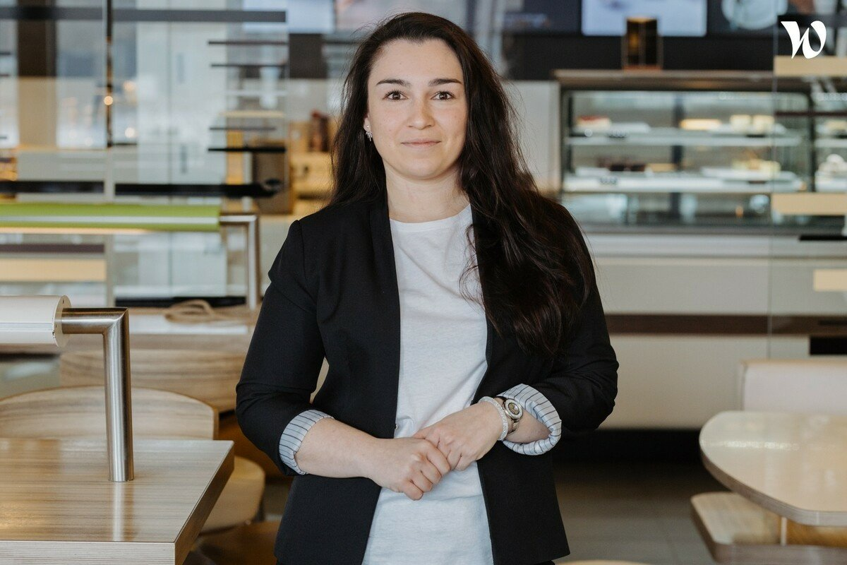 Elena Chadžieva, Marketing Specialist - McDonald's