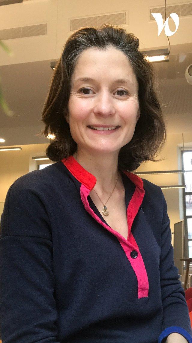 Rencontrez Marion, Co-fondatrice et experte éco-conception & innovation - Maobi