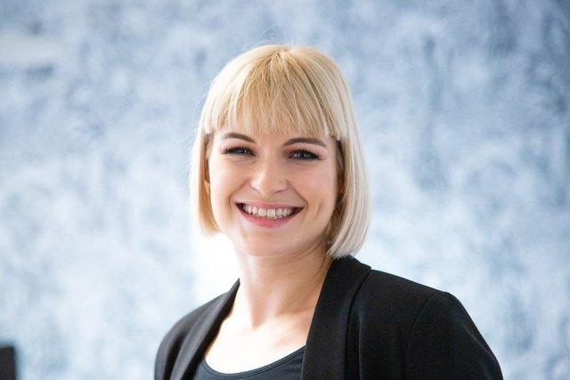Rencontrez Laure, Consultante Senior - EPSA tax & innovation