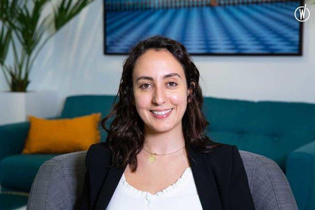 Rencontrez Sophia, Consultante Meritis Finance - Meritis