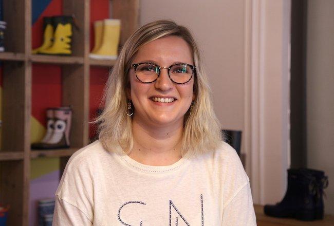 Rencontrez Louise, Chef de Produit Botte - AIGLE