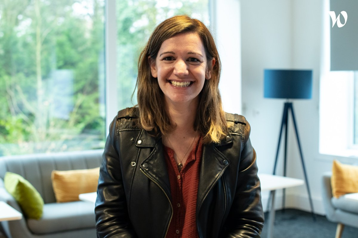Rencontrez Ingrid, Leader Développement RH - Oney