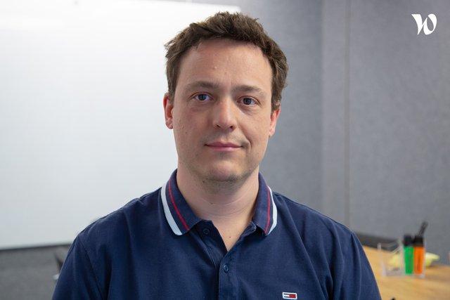 Rencontrez Stéphane, VP Engineering - Mindsay