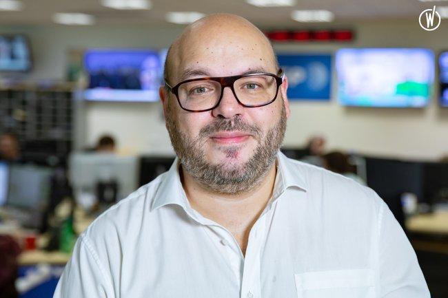 Rencontrez Karim, Adjoint à la Rédaction en Chef Europe - Agence France-Presse