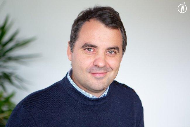 Rencontrez Charles, Associé en charge du marketing - Gaïago