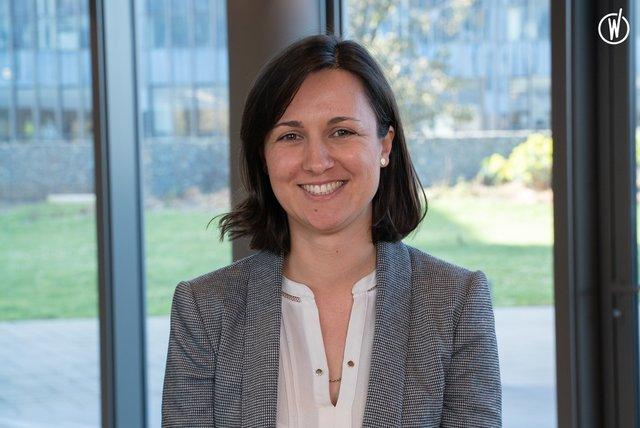 Conoce Aurélie, Responsable de Calidad, RSC y Proyectos - GROUPE ROULLIER