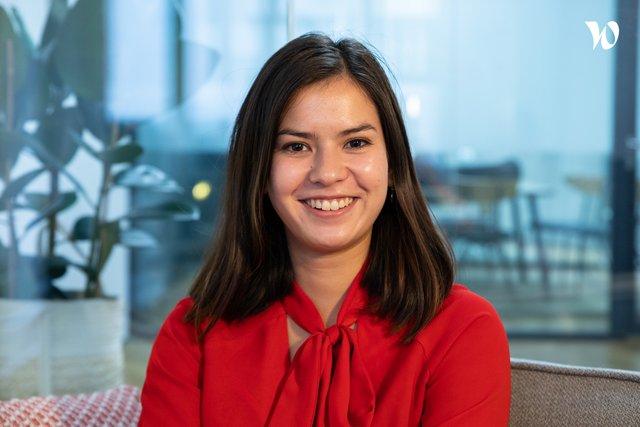 Rencontrez Mazarine, Customer Experience Manager - Comeandwork