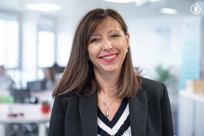 Rencontrez Sylvie, CEO - Hunteed